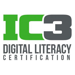 Certificazione IC3 Digital Literacy Certification